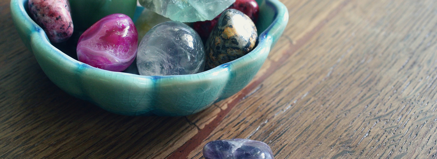 Crystal Healing – Holistic Mountain Therapies